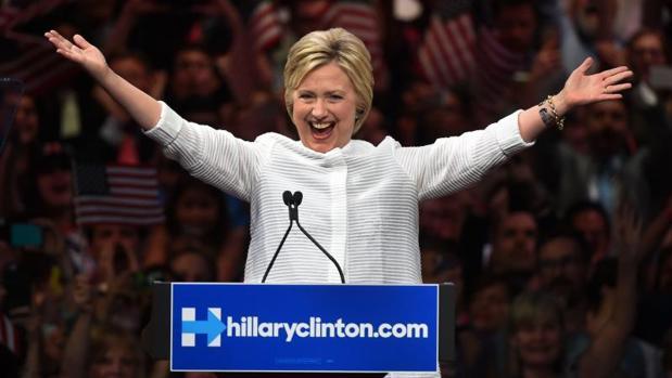 Hillary Clinton se ha impuesto en la isla de Guam