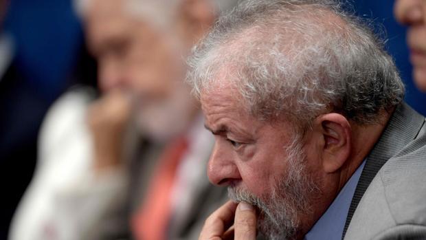 Lula da Silva alegó que la investigación se trataba de una «persecución política»