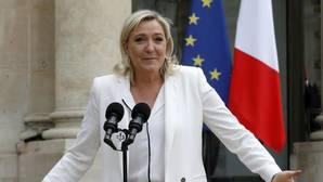 Espaldarazo a las posibilidades de Marine Le Pen en las presidenciales de abril