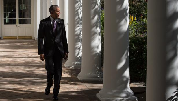 Tras jugar al baloncesto, el presidente Barack Obama ha realizado este martes desde la Casa Blanca una breve comparecencia para llamar a los estadounidenses a las urnas