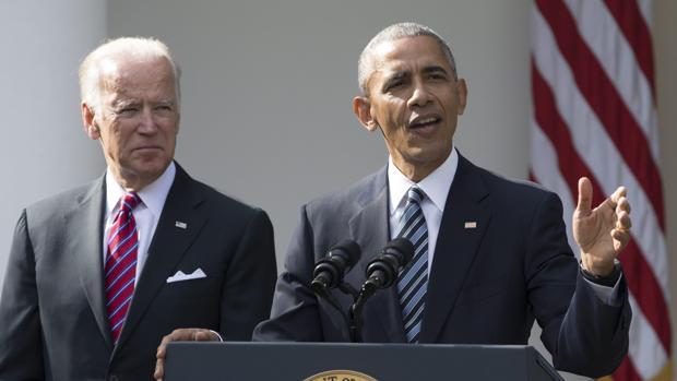 Obama garantiza un traspaso «pacífico» ante el seísmo populista de Trump