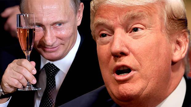 Trump propuso elevar a la Rusia de Putin al rango de aliado de EE.UU.