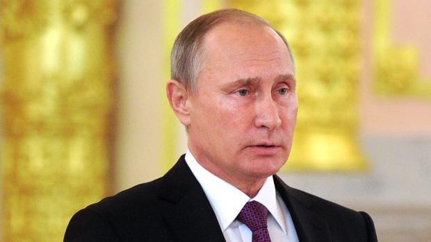 El presidente ruso, Vladímir Putin, felicita a Donald Trump por su victoria