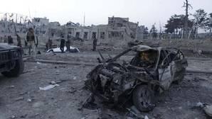 Al menos 8 muertos y más de 120 heridos en un ataque talibán a un consulado alemán en Afganistán