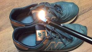 Guerra abierta a las zapatillas New Balance, la nueva forma de protestar contra Donald Trump