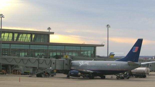 Fotografía recurso del aeropuerto Will Roger, en la ciudad estadounidense de Oklahoma
