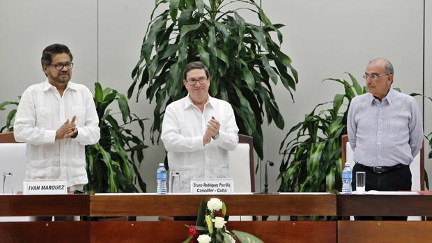 El Gobierno colombiano y las FARC publican el texto completo del nuevo acuerdo