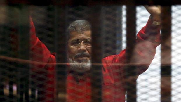 El expresidente Mohamed Mursi