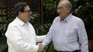 El Gobierno colombiano asegura que el nuevo acuerdo de paz es «el definitivo»