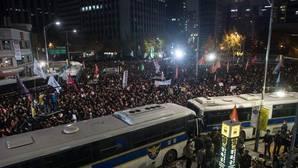 La presidenta surcoreana prestará declaración por el escándalo de corrupción