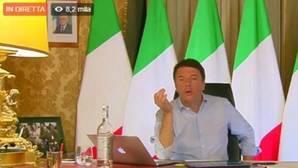 Matteo Renzi juega al populismo y veta el presupuesto europeo