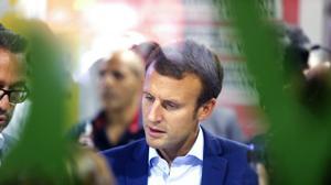 Emmanuel Macron, millonario antes que político