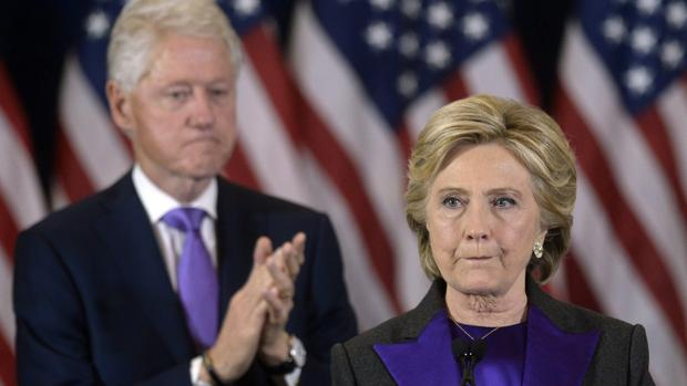Discurso de Hillary Clinton tras su derrota electoral