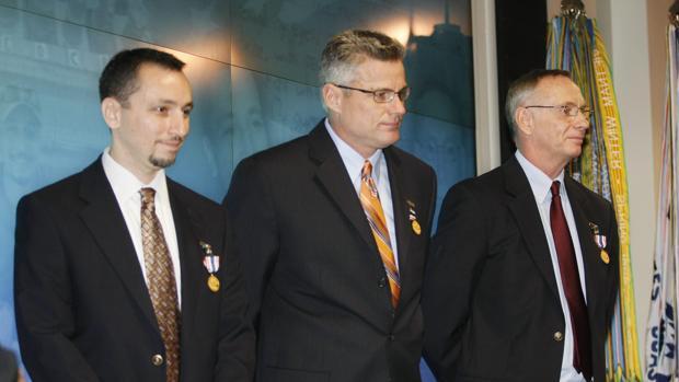 Fotografía de archivo del 12 de marzo de 2009 de los ciudadanos estadounidenses