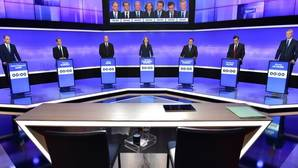 Sarkozy, Fillon y Juppé barren a sus rivales y se perfilan como favoritos para liderar la derecha francesa