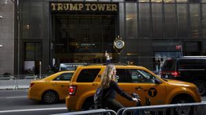 La Torre de Trump, a la altura de «Juego de Tronos»
