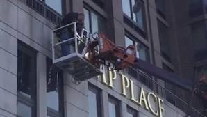 Tres edificios de Nueva York retiran el nombre de Trump de sus fachadas por la «vergüenza» de sus vecinos