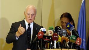 Siria rechaza la propuesta de la ONU de declarar «zona especial» el este de Alepo