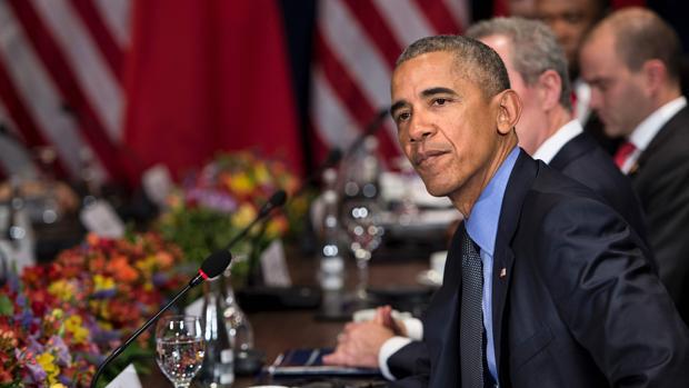 Obama, en un acto en Lima