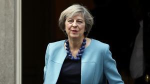 Theresa May, la obsesión del control