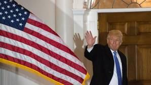 La «luna de miel» Donald Trump: Su popularidad sube un 9% desde su elección