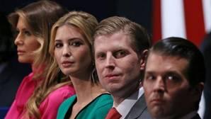 Trump ultima el traspaso de su emporio a sus hijos