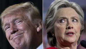 Donald Trump no presentará cargos contra Hillary Clinton