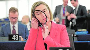 La Eurocámara exige congelar el proceso de adhesión de Turquía a la UE