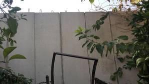 Líbano empieza la construcción de un muro en torno al mayor campo de refugiados palestinos del país