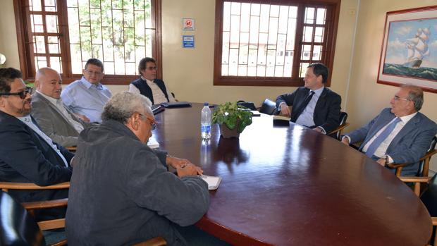 Encuentro entre los negociadores del gobierno e integrantes de las FARC