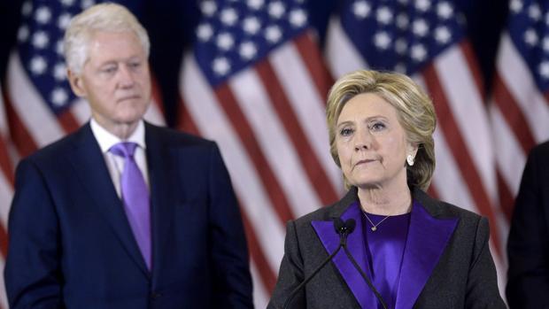 Discurso de Hillary Clinton tras la noche electoral