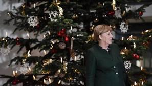 Merkel proclama su primer gran discurso contra el populismo