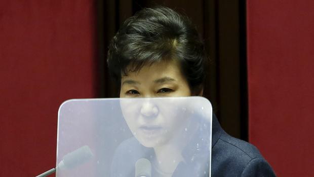 El parlamento de Corea del Sur votará en diciembre el «impeachment» contra la presidenta
