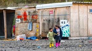 Uno de cada tres niños refugiados de Calais ha desaparecido tras el desmantelamiento de la «Jungla»