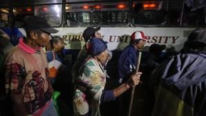 Miles de evacuados en Costa Rica y Nicaragua ante la inminente llegada del huracán Otto