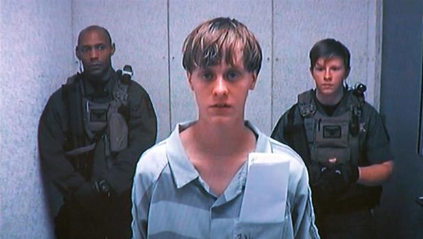 Dylann Roof, autor de la matanza de Charleston, ha sido declarado mentalmente apto para ser sometido a juicio