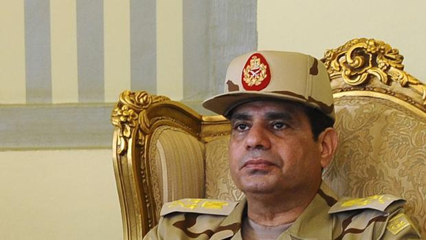 El general Al Sisi, en una imagen de archivo