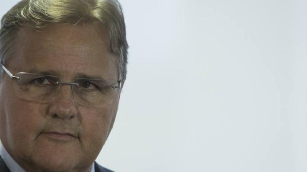 El ministro brasileño de la Secretaría de Gobierno, Geddel Vieira Lima