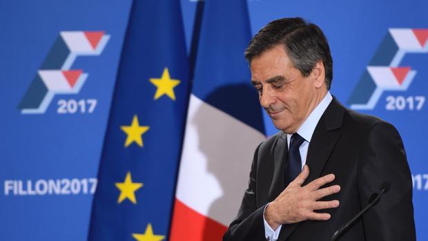 François Fillon, líder de la derecha francesa