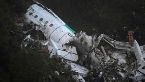 Fallos electricos y falta de combustible: el origen incierto de la tragedia aérea del Chapecoense
