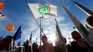 Europa prepara un posible revés en el referéndum de Italia