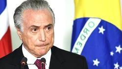 Michel Temer, pte. de Brasil