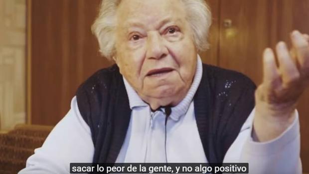 La anciana superviviente de Auschwitz que critica a la extrema derecha austríaca
