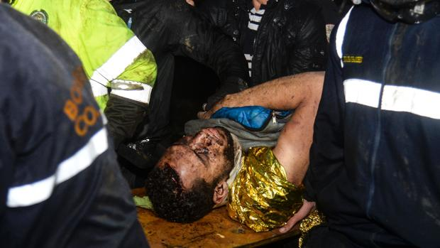 Hélio Neto fue el último superviviente rescatado entre los restos del avión del Chapecoense
