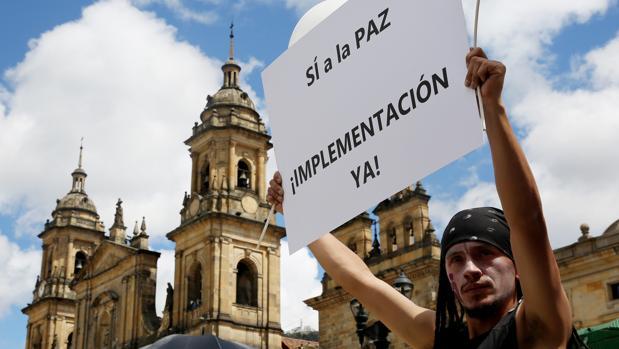 La Cámara de Representantes de Colombia ratifica el acuerdo de paz con las FARC