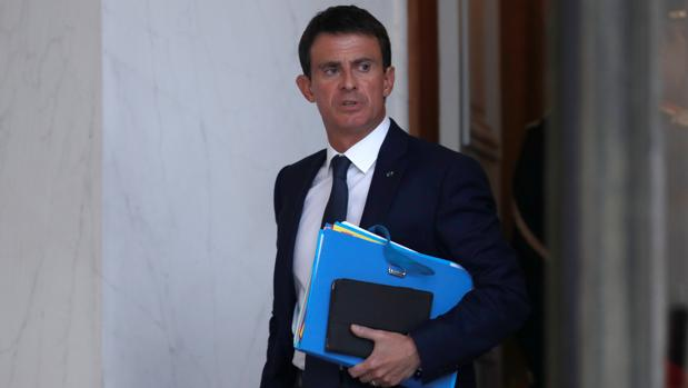 Manuel Valls, en una imagen del 9 de noviembre
