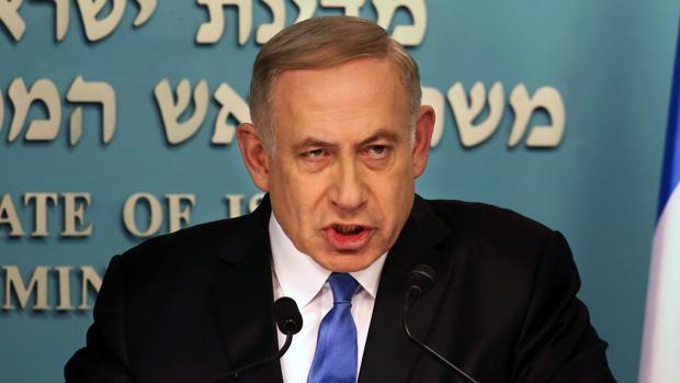 Netanyahu responde con dureza al discurso de Kerry