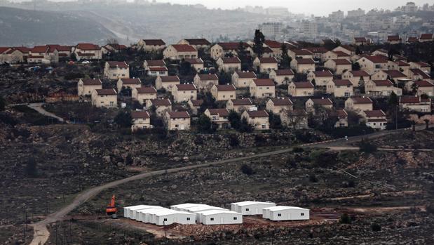 Nada más llegar Trump a la Casa Blanca, el gobierno de Israel dio luz verde a la construcción de 2.500 viviendas