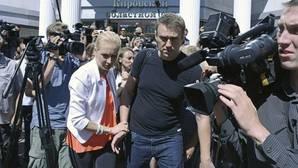 La Justicia invalida al principal líder de la oposición rusa para presentarse a las presidenciales