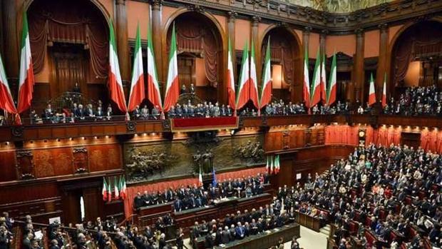 R cord de transfuguismo en italia 396 parlamentarios for Composizione del parlamento italiano